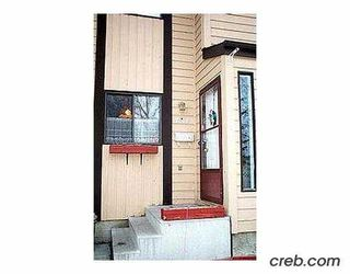 Main Photo:  in CALGARY: Deer Run Townhouse for sale (Calgary)  : MLS®# C2263829