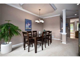 "Photo 3: 73 678 CITADEL Drive in Port Coquitlam: Citadel PQ Townhouse for sale in ""CITADEL POINT"" : MLS®# V977271"