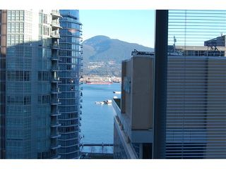 """Photo 6: 1602 1188 W PENDER Street in Vancouver: Coal Harbour Condo for sale in """"THE SAPPHIRE"""" (Vancouver West)  : MLS®# V1035875"""