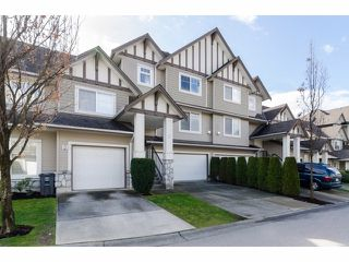 """Photo 2: 2 18181 68TH Avenue in Surrey: Cloverdale BC Townhouse for sale in """"MAGNOLIA"""" (Cloverdale)  : MLS®# F1405291"""