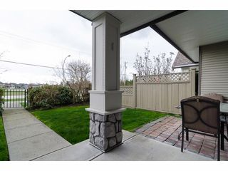 """Photo 20: 2 18181 68TH Avenue in Surrey: Cloverdale BC Townhouse for sale in """"MAGNOLIA"""" (Cloverdale)  : MLS®# F1405291"""
