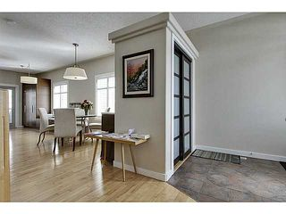 Photo 10: 105 SIERRA MORENA Landing SW in CALGARY: Richmond Hill Townhouse for sale (Calgary)  : MLS®# C3608171