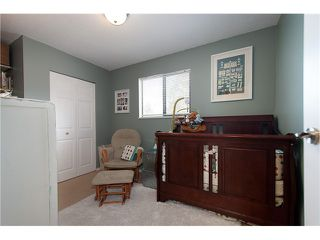 Photo 12: 214 BALMORAL Place in Port Moody: North Shore Pt Moody Townhouse for sale : MLS®# V1056784
