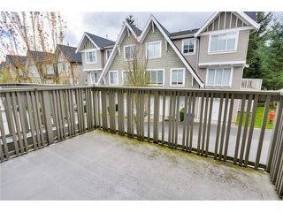 "Photo 16: 69 8775 161ST Street in Surrey: Fleetwood Tynehead Townhouse for sale in ""THE BALLANTYNE"" : MLS®# F1409288"