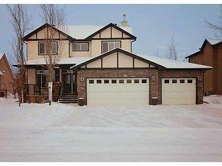 Photo 1: 17 MILLER Bay: Okotoks Residential Detached Single Family for sale : MLS®# C3638024