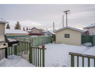 Photo 15: 131 TARADALE Drive NE in Calgary: Taradale Residential Detached Single Family for sale : MLS®# C3648695