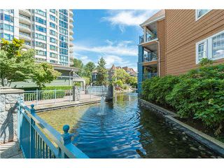 "Photo 4: 403 1199 WESTWOOD Street in Coquitlam: North Coquitlam Condo for sale in ""LAKESIDE TERRACE"" : MLS®# V1105956"
