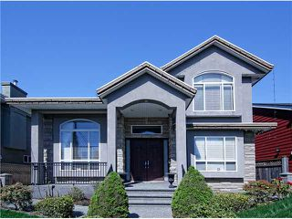 Photo 1: 1723 EDINBURGH Street in New Westminster: West End NW House for sale : MLS®# V1116413