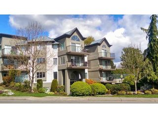 """Photo 1: 117 32725 GEORGE FERGUSON Way in Abbotsford: Abbotsford West Condo for sale in """"Uptown"""" : MLS®# F1438054"""