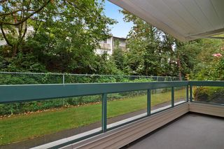"Photo 12: 101 33030 GEORGE FERGUSON Way in Abbotsford: Central Abbotsford Condo for sale in ""Carlise"" : MLS®# F1446817"