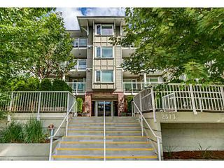 "Photo 1: 108 2373 ATKINS Avenue in Port Coquitlam: Central Pt Coquitlam Condo for sale in ""CARMANDY"" : MLS®# V1136914"