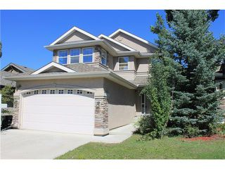 Photo 1: 8 EVERWILLOW Park SW in Calgary: Evergreen House for sale : MLS®# C4027806