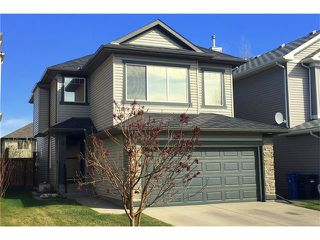 Photo 1: 229 CRANFIELD Manor SE in Calgary: Cranston House for sale : MLS®# C4049017