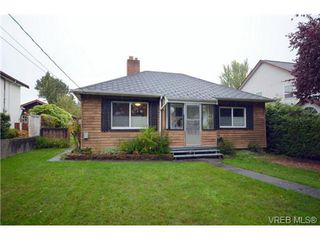 Photo 2: 1532 Edgeware Road in VICTORIA: Vi Oaklands Single Family Detached for sale (Victoria)  : MLS®# 363699