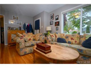 Photo 3: 1532 Edgeware Road in VICTORIA: Vi Oaklands Single Family Detached for sale (Victoria)  : MLS®# 363699
