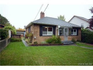 Photo 1: 1532 Edgeware Road in VICTORIA: Vi Oaklands Single Family Detached for sale (Victoria)  : MLS®# 363699
