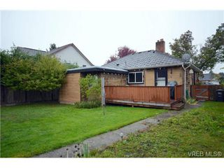 Photo 17: 1532 Edgeware Road in VICTORIA: Vi Oaklands Single Family Detached for sale (Victoria)  : MLS®# 363699