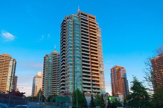Photo 1: 705 4388 BUCHANAN Street in Burnaby: Brentwood Park Condo for sale (Burnaby North)  : MLS®# R2074879