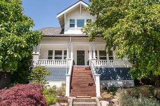 Photo 1: 1523 EIGHTH Avenue in New Westminster: West End NW House for sale : MLS®# R2074905