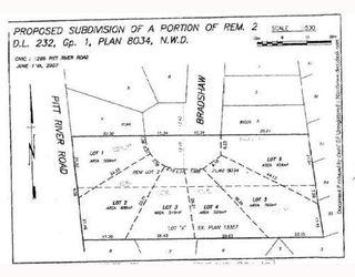 Photo 1: 1255 BRADSHAW Street: Citadel PQ Home for sale ()  : MLS®# V810950