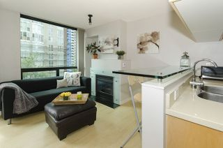 "Photo 2: 605 1003 BURNABY Street in Vancouver: West End VW Condo for sale in ""The Milano"" (Vancouver West)  : MLS®# R2100028"