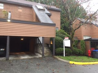 """Photo 1: 423 CARDIFF Way in Port Moody: College Park PM Townhouse for sale in """"EASTHILL"""" : MLS®# R2116415"""