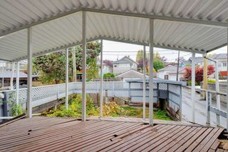 Photo 18: 4133 ST GEORGE Street in Vancouver: Fraser VE House for sale (Vancouver East)  : MLS®# R2118828