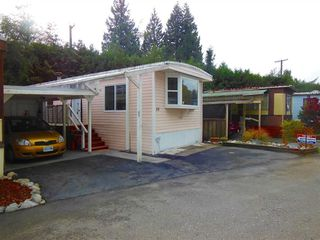 """Photo 11: 15 4200 DEWDNEY TRUNK Road in Coquitlam: Ranch Park Manufactured Home for sale in """"HIDEWAY PARK"""" : MLS®# R2124110"""