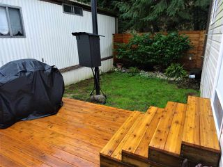 """Photo 9: 15 4200 DEWDNEY TRUNK Road in Coquitlam: Ranch Park Manufactured Home for sale in """"HIDEWAY PARK"""" : MLS®# R2124110"""