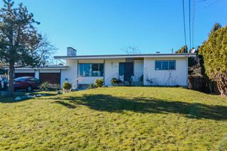 Photo 1: 2155 EMERSON Street in Abbotsford: Abbotsford West House for sale : MLS®# R2135534