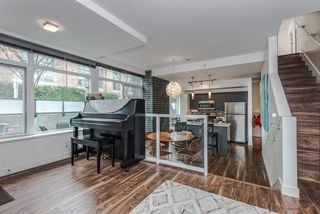 "Photo 4: 2523 QUEBEC Street in Vancouver: Mount Pleasant VE Townhouse for sale in ""OnQue"" (Vancouver East)  : MLS®# R2142687"