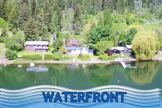 Main Photo: 1475 Little Shuswap Lake Road in Chase: Little Shuswap Lake House for sale