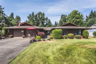 "Main Photo: 23523 50 Avenue in Langley: Salmon River House for sale in ""TALL TIMBERS"" : MLS®# R2189529"