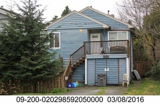 Photo 1: 505 RUPERT Street in Vancouver: Renfrew VE House for sale (Vancouver East)  : MLS®# R2201098
