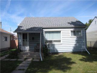 Photo 1: 679 Ebby Avenue in Winnipeg: Residential for sale (1B)  : MLS®# 1723789
