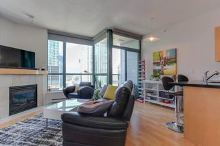 Photo 2: 1206 1239 W GEORGIA STREET in Vancouver: Coal Harbour Condo for sale (Vancouver West)  : MLS®# R2198728