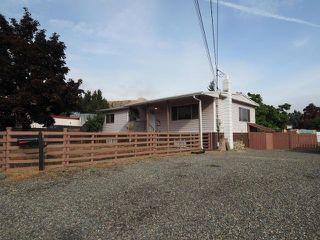 Photo 1: 766 PORTERFIELD ROAD in : Westsyde House for sale (Kamloops)  : MLS®# 142773