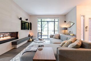 "Photo 2: 111 2688 VINE Street in Vancouver: Kitsilano Townhouse for sale in ""The TREO"" (Vancouver West)  : MLS®# R2216613"