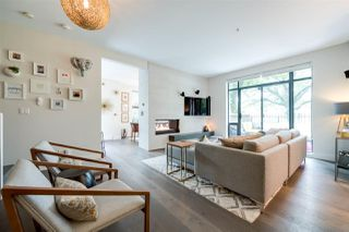 "Photo 5: 111 2688 VINE Street in Vancouver: Kitsilano Townhouse for sale in ""The TREO"" (Vancouver West)  : MLS®# R2216613"