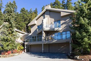 "Photo 1: 3163 ST MORITZ Crescent in Whistler: Blueberry Hill Townhouse for sale in ""BLUEBERRY HILL ESTATES"" : MLS®# R2218282"
