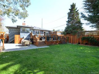 Photo 18: 2490 Dryfe Street in VICTORIA: OB Henderson Single Family Detached for sale (Oak Bay)  : MLS®# 390248