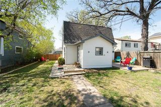 Photo 4: 291 Parkview Street in Winnipeg: St James Residential for sale (5E)  : MLS®# 1812988