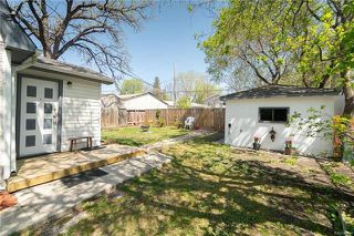 Photo 3: 291 Parkview Street in Winnipeg: St James Residential for sale (5E)  : MLS®# 1812988