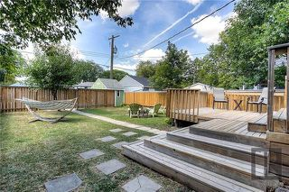 Photo 16: 703 Cambridge Street in Winnipeg: River Heights Residential for sale (1D)  : MLS®# 1823144