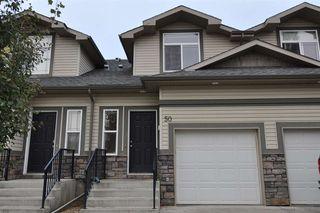 Main Photo: 50 9511 102 Avenue: Morinville Townhouse for sale : MLS®# E4129783