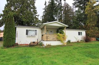 "Main Photo: 5 23205 CALVIN Crescent in Maple Ridge: East Central Manufactured Home for sale in ""GARIBALDI COURT"" : MLS®# R2318808"