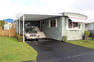 "Photo 1: 74 8254 134 Street in Surrey: West Newton Manufactured Home for sale in ""Westwood"" : MLS®# R2320514"