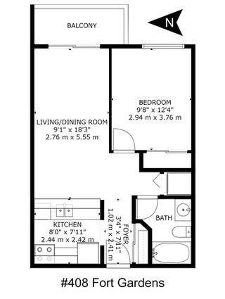 Photo 24: 408 70 WOODSMERE Close: Fort Saskatchewan Condo for sale : MLS®# E4137343