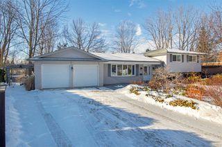 Photo 1: 41 Forest Park Road: Orangeville House (Sidesplit 4) for sale : MLS®# W4330792