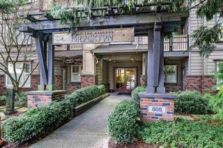 "Photo 2: 317 808 SANGSTER Place in New Westminster: The Heights NW Condo for sale in ""THE BROCKTON"" : MLS®# R2329984"